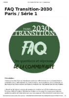 FAQ Transition-2030 Paris _ Série 1 _ Framaforms.org
