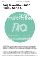 FAQ Transition-2030 Paris _ Série 5 _ Framaforms.org